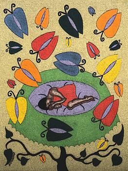 Butterfly Garden by Patrick J Murphy
