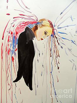 Butterfly by Geraldine Liquidano