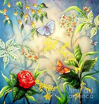 Butterfly Hideaway by Sandra Lett
