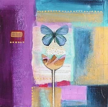 Butterfly by Johanna Virtanen