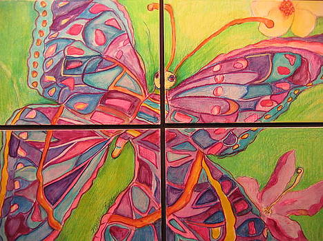 Butterfly Joy by Marlene Robbins