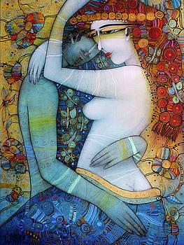 Butterfly Kiss by Albena Vatcheva