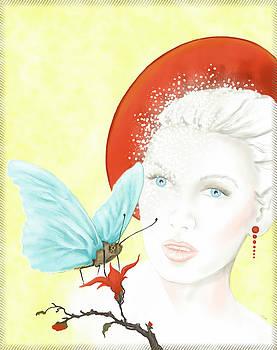 Kirsi Korhonen - Butterfly Lady