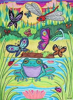 Nick Gustafson - Butterfly Lake