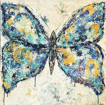 Butterfly Love by Kirsten Reed