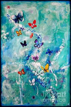 Butterfly Love by Sheri Locher