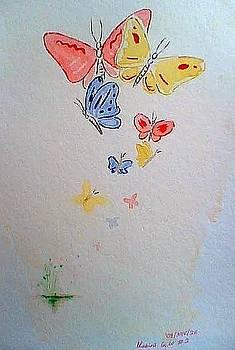 Butterfly by Maina  Kabiru