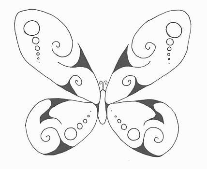 Butterfly by Marianne Mason