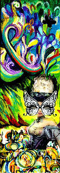 Genevieve Esson - Butterfly Masquerade