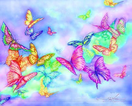 Butterfly Mist by Joan Marie