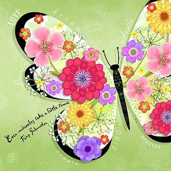 Butterfly Promise by Valerie Drake Lesiak