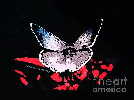 Butterfly by Scott Ashgate for LIVIS ART