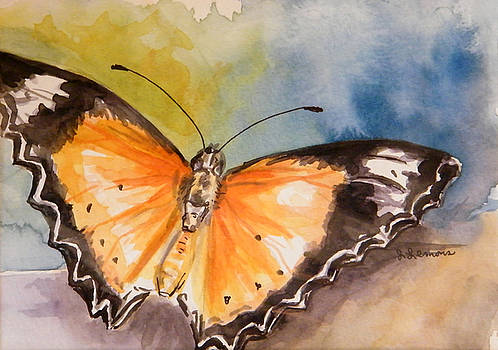 Butterfly Surprise by Julie Lemons