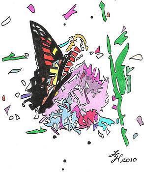Butterfly2010 by Loretta Nash