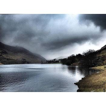 Buttermere Looking Majestic by Rebecca Bromwich