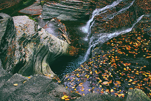 Jessica Jenney - Buttermilk Creek Abstract