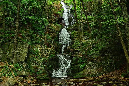 Buttermilk Falls 4 by Raymond Salani III