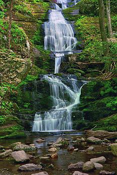 Buttermilk Falls 5 by Raymond Salani III