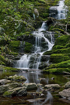 Buttermilk Falls by Andrew Kazmierski