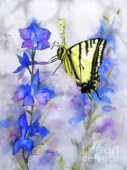 Butteryfly Delight by Bonnie Rinier