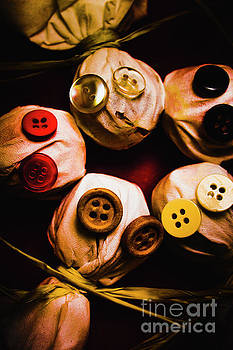 Button sack lollypop monsters by Jorgo Photography - Wall Art Gallery
