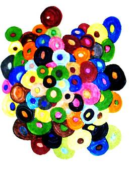 Buttons Buttons by Brenda Adams