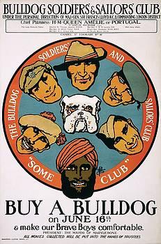 Buy a Bulldog propaganda poster, 1915 by Vintage Printery