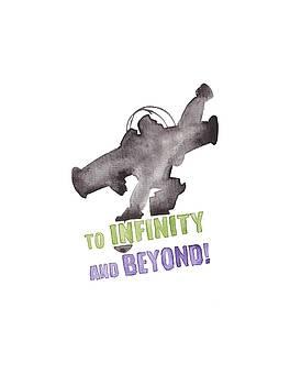Buzz Lightyear by Tamara Elliott