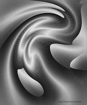 BW Art 3 by Visual Artist Frank Bonilla