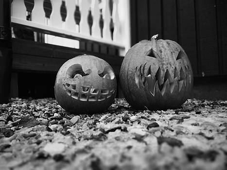 BW Halloween by Tamara Sushko