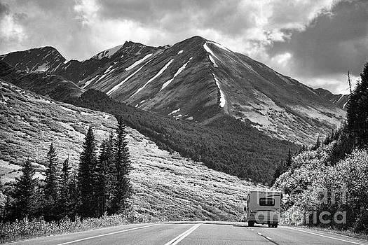 Chuck Kuhn - BW Mobile home travel Alaska