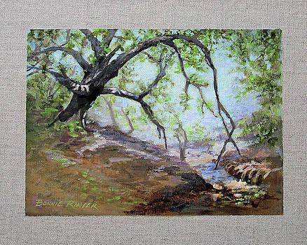 By the Creek by Bonnie Rinier