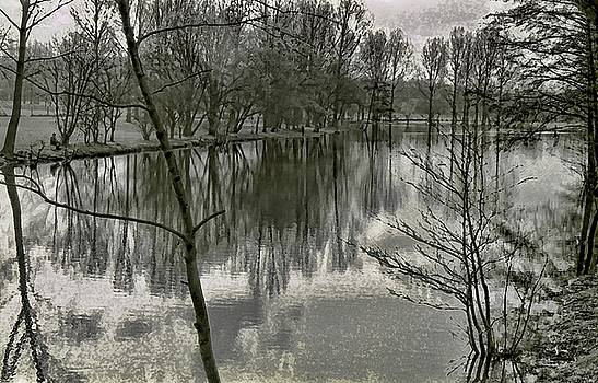 By The Lake by Jeff Breiman