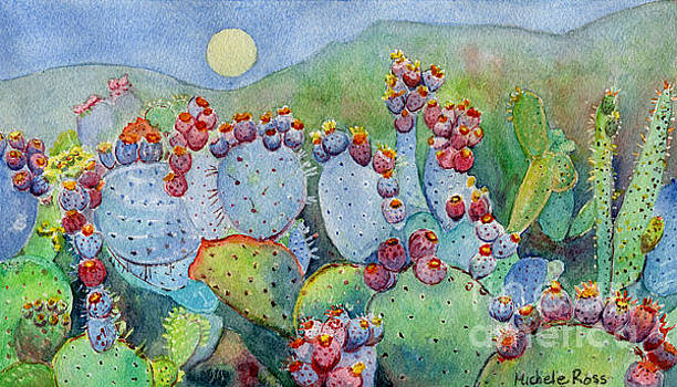 By The Light Of The Moon by Michele Ross