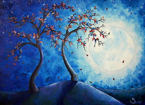 By the Moonlight by Shiela Gosselin