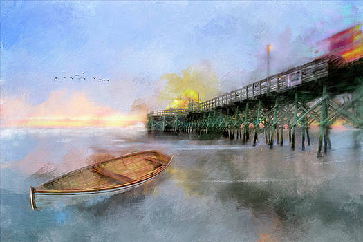 By The Pier by Mary Timman