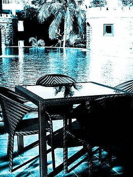 Sharmaigne Foja - By the Pool