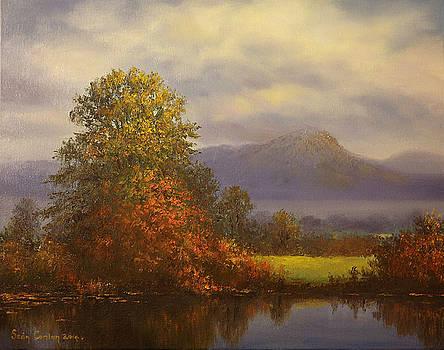 By The River 4 by Sean Conlon