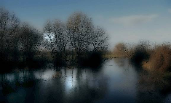 By The River by Birgit Presser