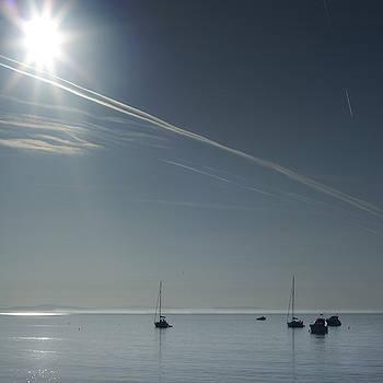 Angel  Tarantella - by the sea