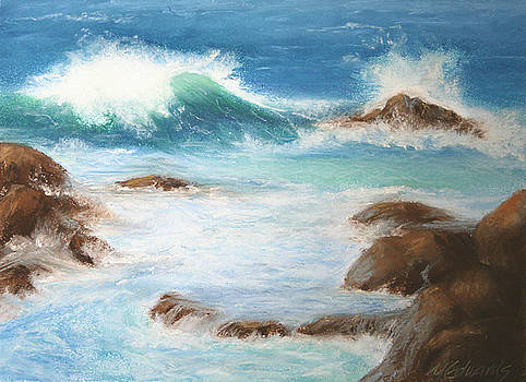 By the Sea by Marna Edwards Flavell