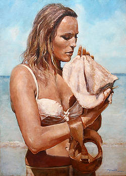 By the Seaside by Darko Topalski