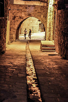 Byblos Stroll by Michael MacLeod