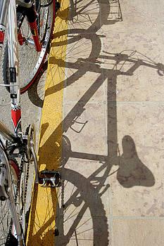 Nano Calvo - Bycicle shadow