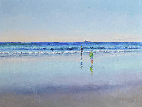 Jan Matson - Byron Bay dusk