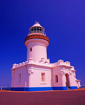 Chris Smith - Byron Bay Light House in Australis Most Easterly Point