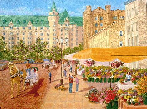 Byward Market by Darlene Agner