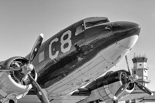 C-47 - 2017 Christopher Buff, www.Aviationbuff.com by Chris Buff