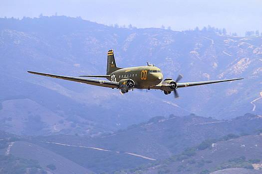 John King - C-47 Gooney Bird at Salinas