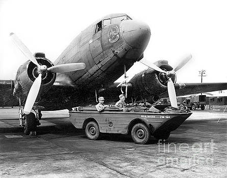 California Views Mr Pat Hathaway Archives - C-47, Skytrain which was nicknamed the Gooney Bird C 1943